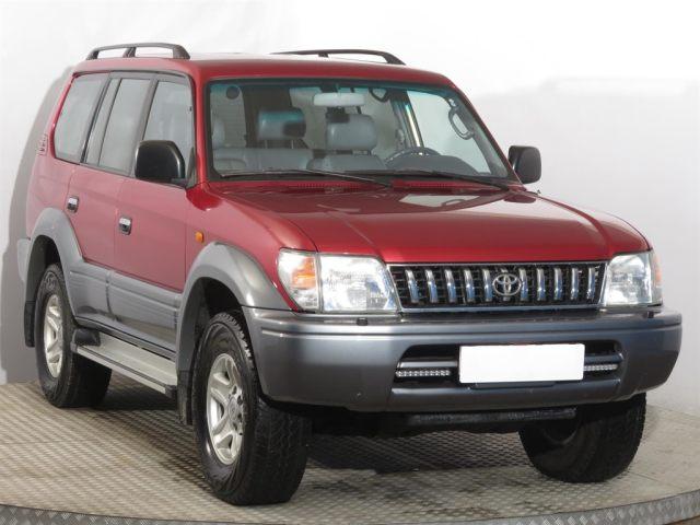 Toyota Land Cruiser  (1998, 3.0 TD)
