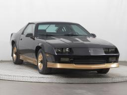 Chevrolet Camaro 1986 Coupe černá 2