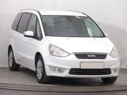 Ford Galaxy 2013 Rodinné vozy bílá 6