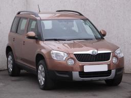 Škoda Yeti 2013 SUV hnědá 4