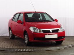 Renault Thalia 2012 Sedan červená 2