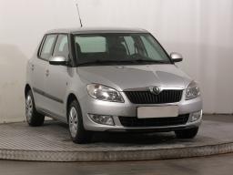 Škoda Fabia 2011 Hatchback šedá 2