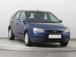 Ford Focus 2008 Hatchback modrá 3