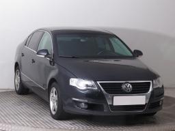 Volkswagen Passat 2007 Sedan černá 10