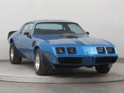 Pontiac Firebird 1979 Coupe modrá 2