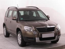 Škoda Yeti 2013 SUV hnědá 10