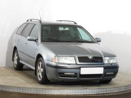 Škoda Octavia 2004 Combi modrá 1