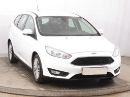 Ford Focus 2015 Combi bílá 5