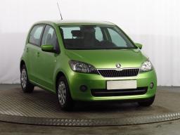 Škoda Citigo 2012 Hatchback zelená 1
