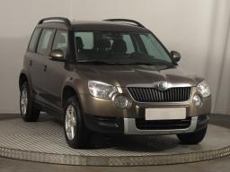 Škoda Yeti 2010 SUV hnědá 8