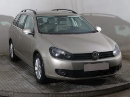 Volkswagen Golf 2012 Combi šedá 4