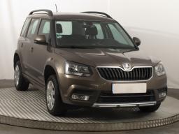 Škoda Yeti 2016 SUV hnědá 5