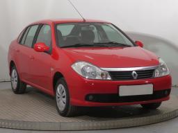 Renault Thalia 2012 Sedan červená 1
