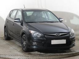 Hyundai i30 2011 Hatchback černá 9