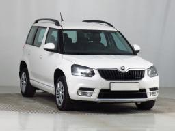 Škoda Yeti 2014 SUV Bílá 7