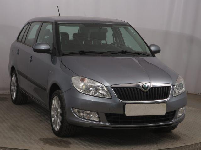 Škoda Fabia Combi (2013, 1.2 TSI)