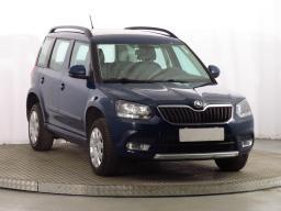Škoda Yeti 2014 SUV modrá 8