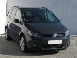 Volkswagen Touran 2015 Rodinné vozy šedá 10