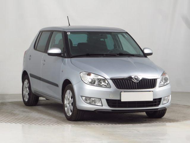 Škoda Fabia  (2013, 1.6 TDI)