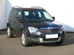 Škoda Yeti 2011 SUV černá 7