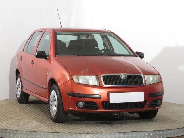 Škoda Fabia  (2006, 1.2)
