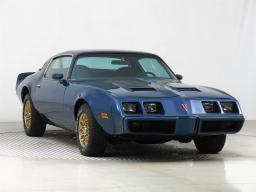 Pontiac Firebird 1979 Coupe modrá 6