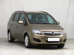 Opel Zafira 2014 Rodinné vozy hnědá 4