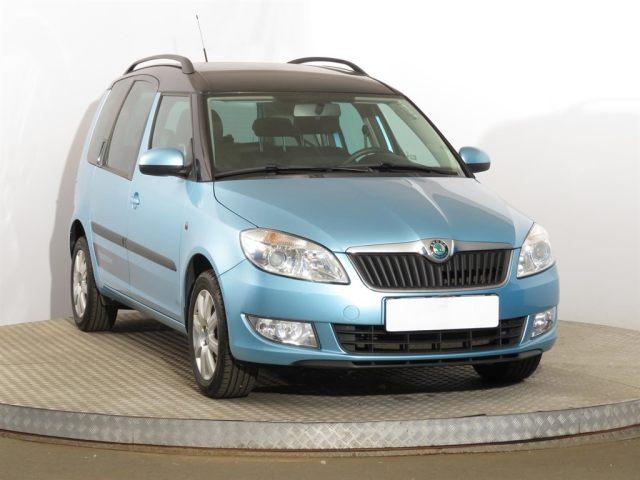 Škoda Roomster  (2011, 1.2 TSI)