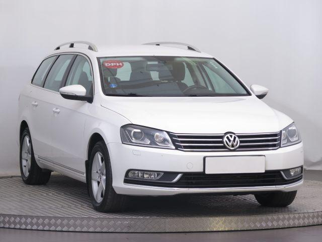 Volkswagen Passat Combi (2013, 1.4 TSI EcoFuel)