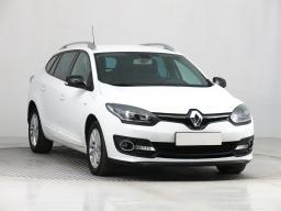 Renault Megane 2015 Combi Bílá 10