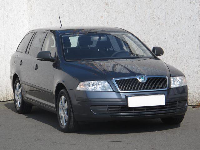 Škoda Octavia Combi (2011, 1.6 i)