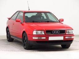 Audi Coupe 1989 Coupe červená 1