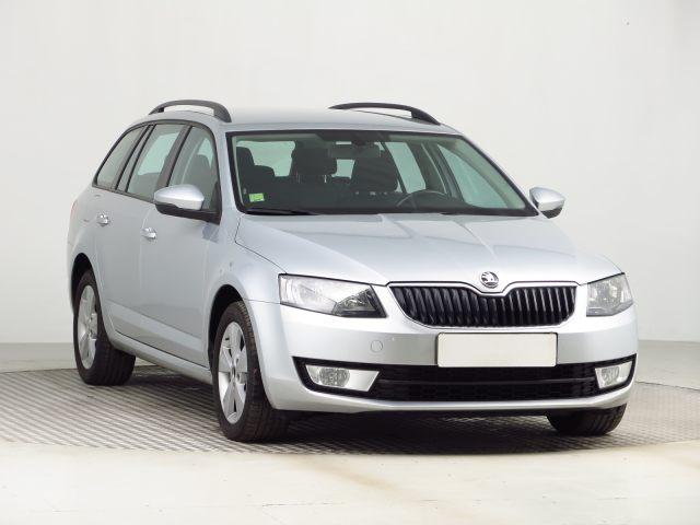 Škoda Octavia Combi (2014, 1.6 TDI)