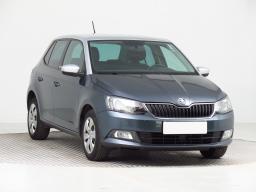 Škoda Fabia 2015 Hatchback šedá 1