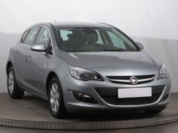 Opel Astra 2015 Hatchback šedá 5