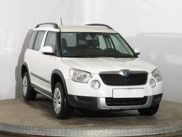 Škoda Yeti 2011 SUV bílá 10