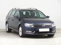 Volkswagen Passat 2011 Combi modrá 4