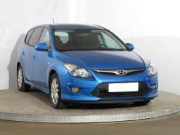Hyundai i30 2010 Combi modrá 1