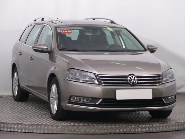 Volkswagen Passat Combi (2014, 1.6 TDI)