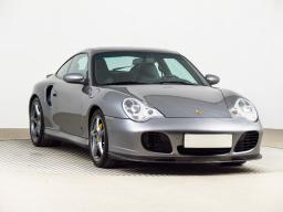 Porsche 911 2000 Coupe šedá 2