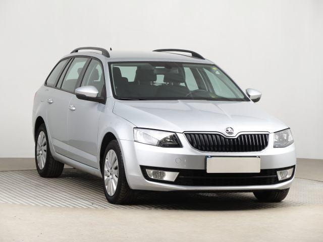 Škoda Octavia Combi (2015, 1.6 TDI)