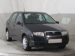 Škoda Fabia 2004 Hatchback černá 9