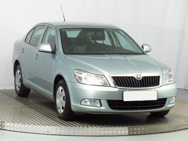 Škoda Octavia  (2010, 1.9 TDI)