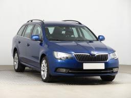 Škoda Superb 2014 Combi modrá 2