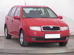 Škoda Fabia 2005 Hatchback červená 2