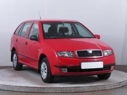 Škoda Fabia 2003 Combi červená 3