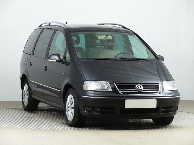 Volkswagen Sharan  (2006, 2.0 TDI)