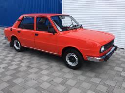 Škoda 120 1983 Sedan červená 1