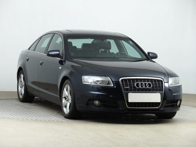 Audi A6  (2007, 2.4)