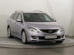 Mazda 6 2009 Combi stříbrná 2